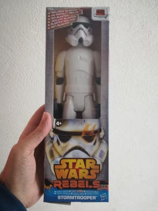 FIGURA STAR WARS STORMTROOPER