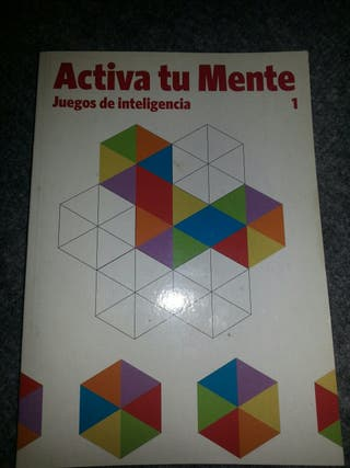 Libro Activa tu mente