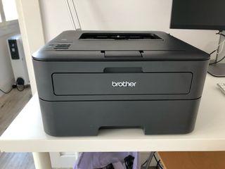 Impresora WIFI laser IMPECABLE