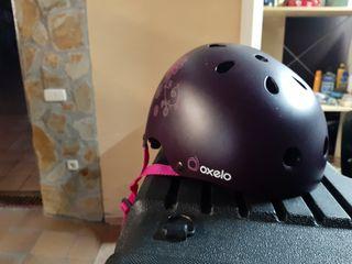 casco de patinar infantil