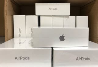 Sealed AirPods