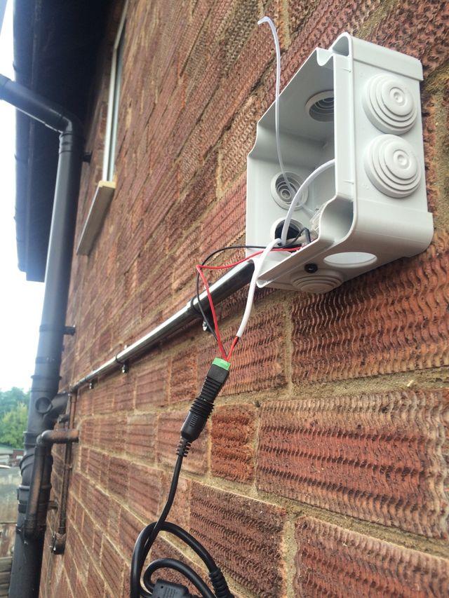 CCTV, door access, alarm system