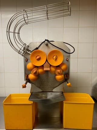 Máquina de zumo