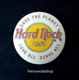 Chapa HARD ROCK CAFÉ..