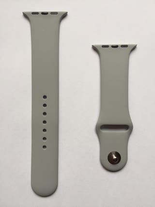 CORREA APPLE WATCH GRIS 42 MM