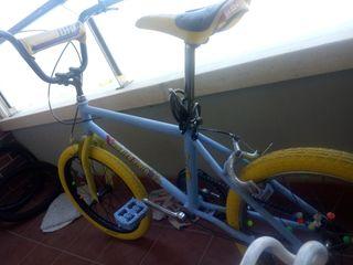 bici bmx vintageestaurada californiar star xl2