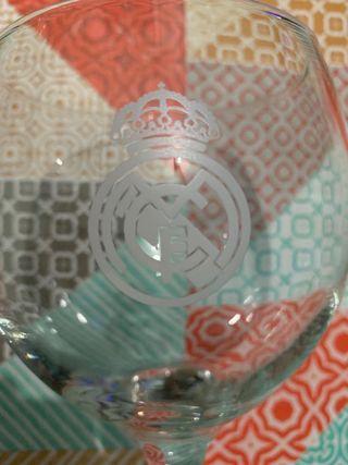 Copas de Cristal Del Real Madrid