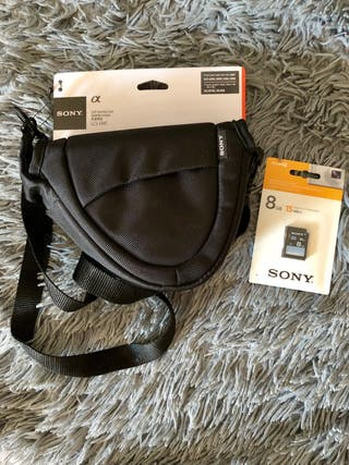 Funda original Sony alpha 5000-5100-6000