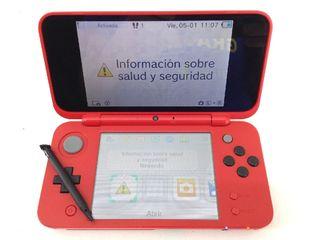 Nintendo new 2ds xl pokemon pokeball