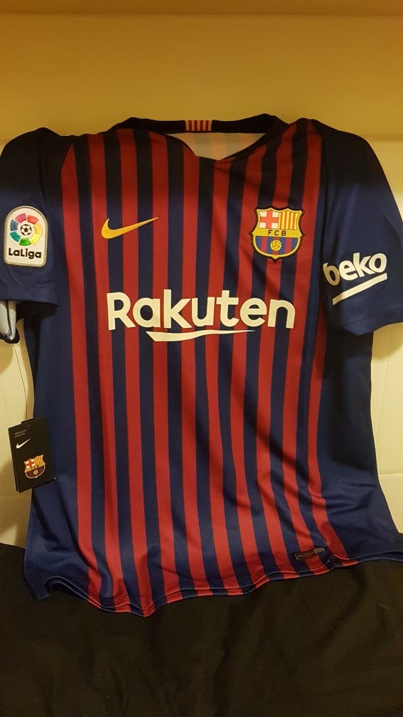 Camiseta del Barça - España - Camiseta del Futbol Club Barcelona Primera  equipacion Nueva y con c8676326baf