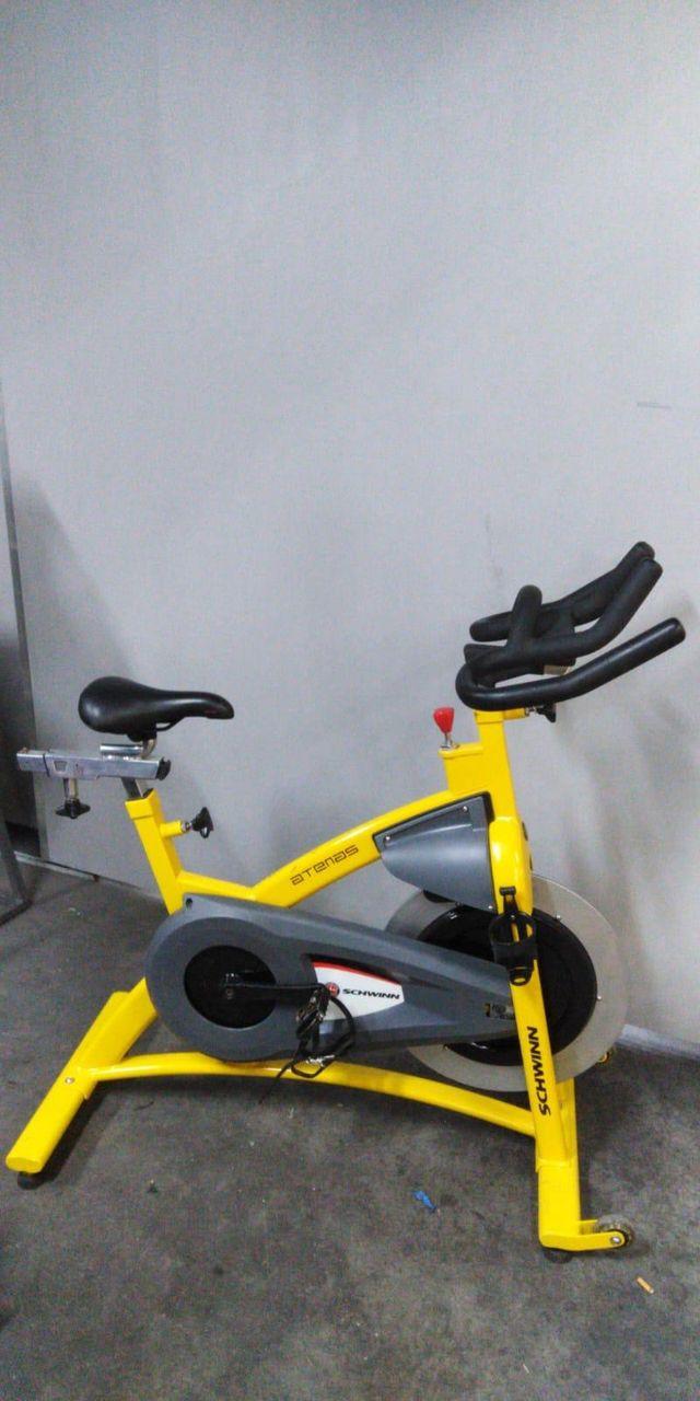 Servicio técnico de maquinaria deportiva fitness