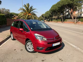 Citroen Grand C4 Picasso Exclusive Plus