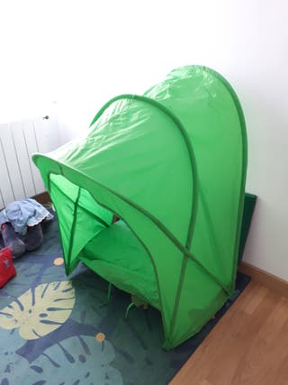 Dosel verde SUFFLET Ikea