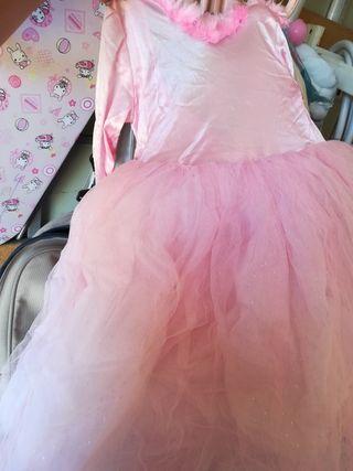 disfraz niña 4 años