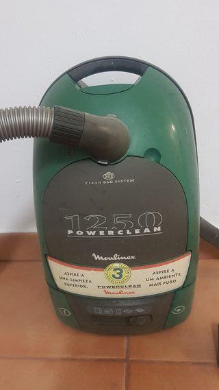 Aspiradora Moulinex Powerclean