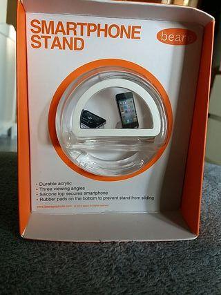 smartphone stand- soporte smartphone