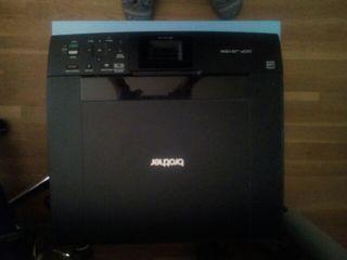 impresora brother sin tinta