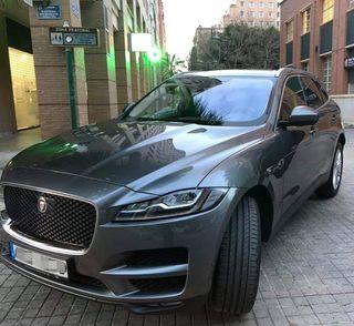 Jaguar F-Pace Portfolio TODOS LOS EXTRAS