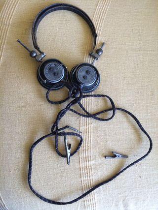 Auriculares antiguos