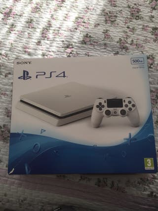 Ps4 fresh in box