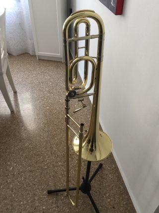 Trombón profesional B&S Challenger 3065 SD