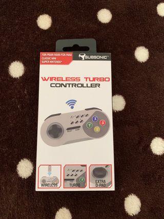 Mando inalámbrico para Nintendo varios modelos