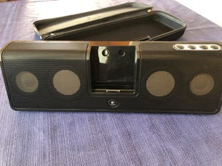 Altavoces Logitech iPod