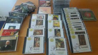 Mas de 30 discos música clásica