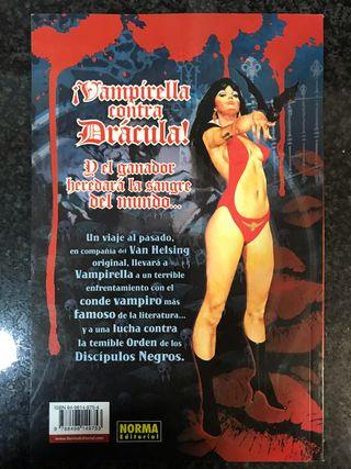 Comic Vampirella