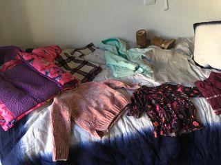 Lote ropa niña 3años