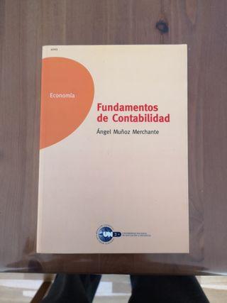 Fundamentos de contabilidad, Angel Muñoz Merchante