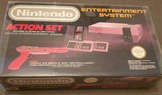 NES Action Set muy buen estado