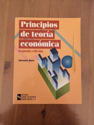 Principios de teoría económica, Antonio Bort