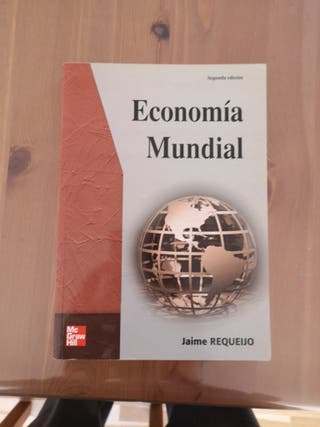 Economía mundial, Jaime Requeijo