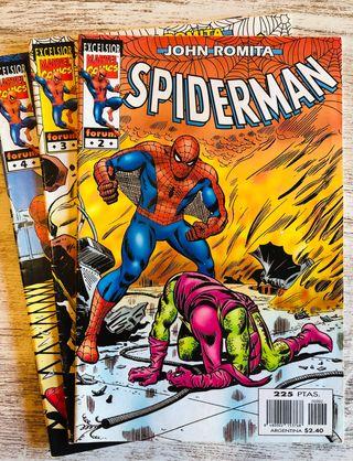 Spiderman de John Romita