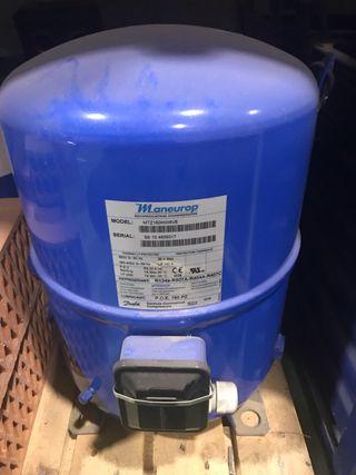 Compresor frigorífico Maneurop