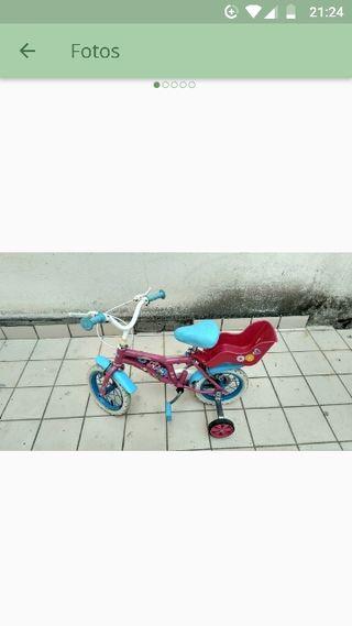 """bicicleta niña 12"""""""