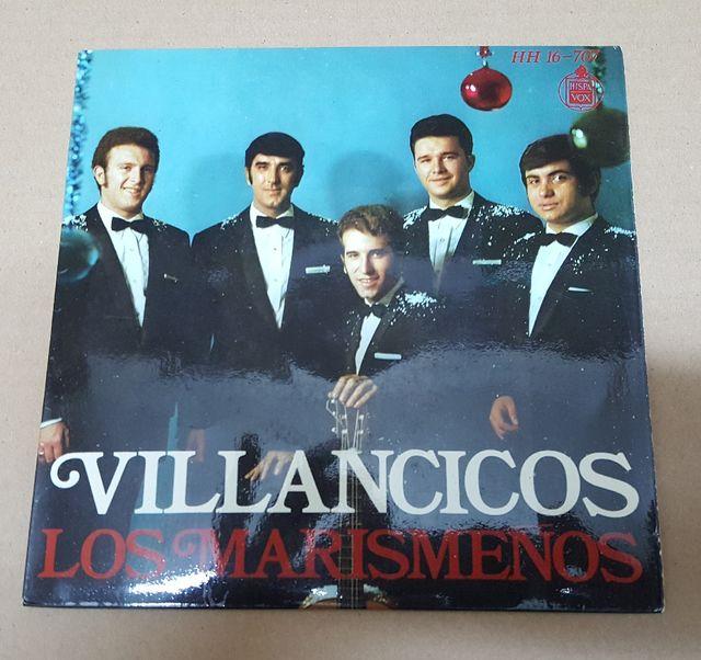 DISCO EP DE VILLANCICOS