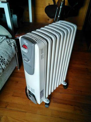 Radiador calefaccion estufa