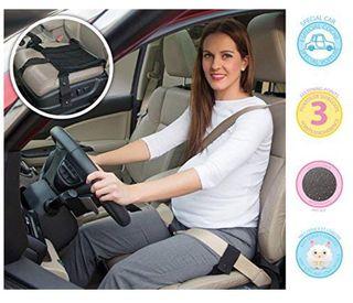 Cinturón seguridad embarazo