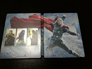 Thor: El mundo oscuro Steelbook