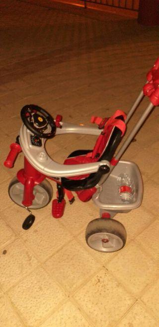 triciclo carrito