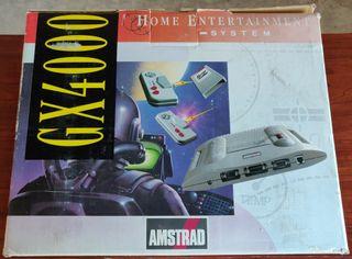 Consola Amstrad GX4000