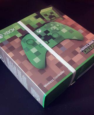 Mando XBOX One Creeper NUEVO