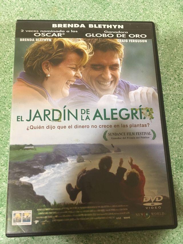 El Jardin De La Alegria Dvd De Segunda Mano Por 35 En Donostia