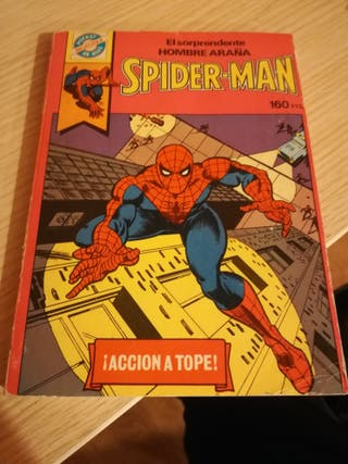 Spiderman bruguera 1 pocket ases
