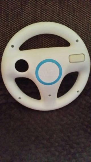 Volante wii Wheel (sin mando)Nuevo