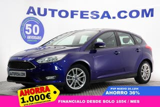 Ford Focus 1.0 EcoBoost 125cv Trend+ 5p S/S
