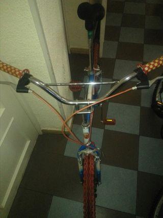 Bicicleta de Los 80 un clásico