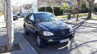 Mercedes-Benz Clase M 2004. TODO TERRENO